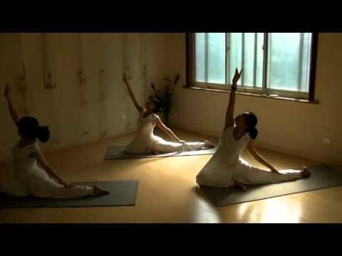 Yoga Dance Shanghai Milan 2