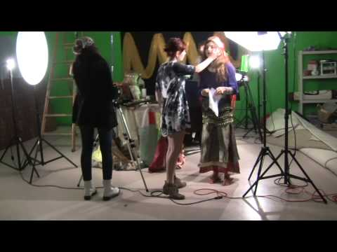 "Behind the Scenes - ""The Fortune Teller"""