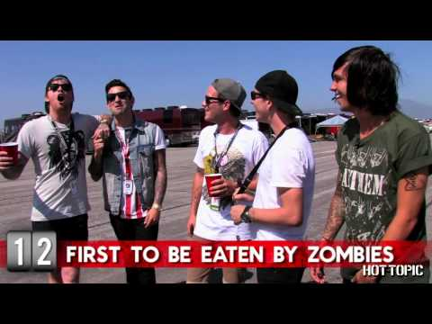 Hot Minute: Sleeping With Sirens - Part 1