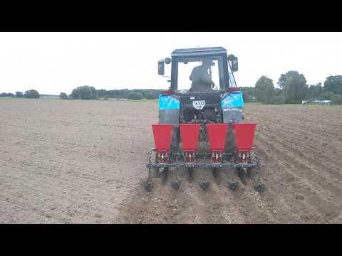обработка почвы после чеснока модернизации современного