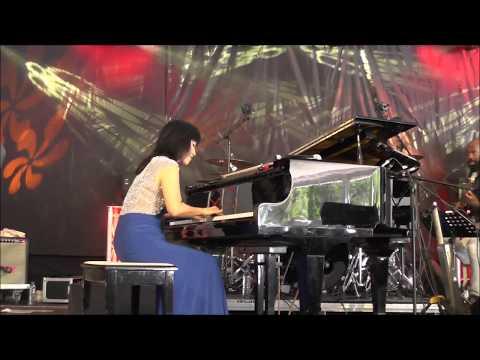 Carnival  Keiko Matsui at 2 Algarve Smooth Jazz Festival 2017