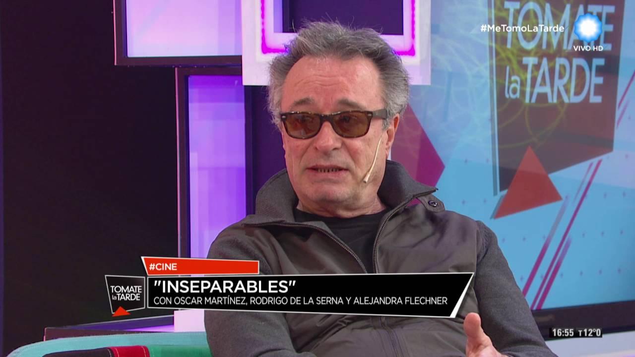"""Ver Oscar Martínez y Marcos Carnevale nos adelantan """"Inseparables"""" en Tomate La Tarde en Español"""