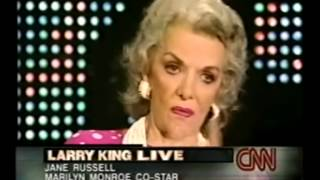 Marilyn Monroe - When Jane Russell Heard About Death Of