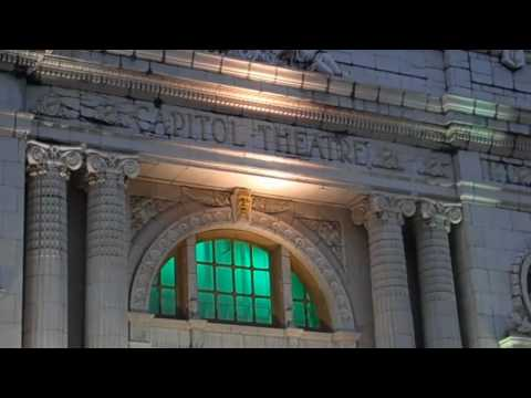 Capitol Theatre in Downtown Wheeling, WV