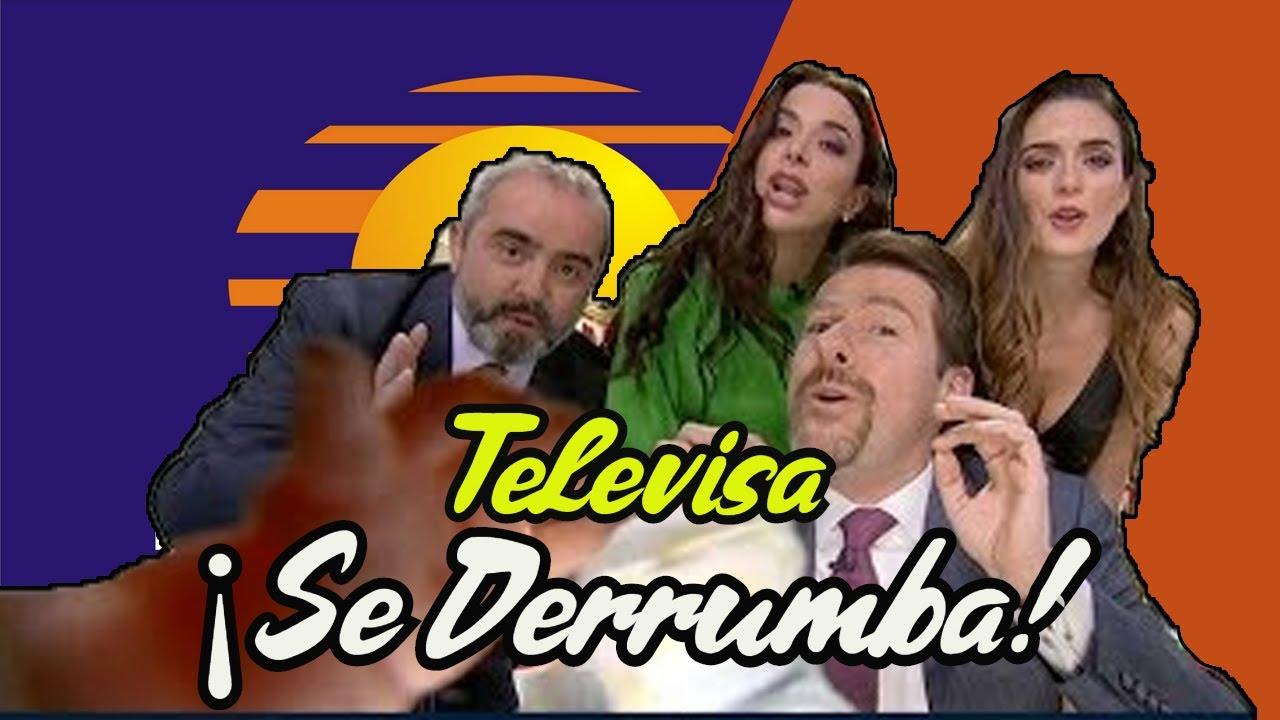 TELEVISA se va a la Lona al confirmarse este detalle que sus Televidentes lloran Hoy