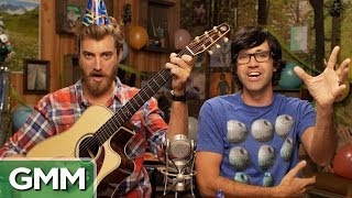 rhett and link fanmail