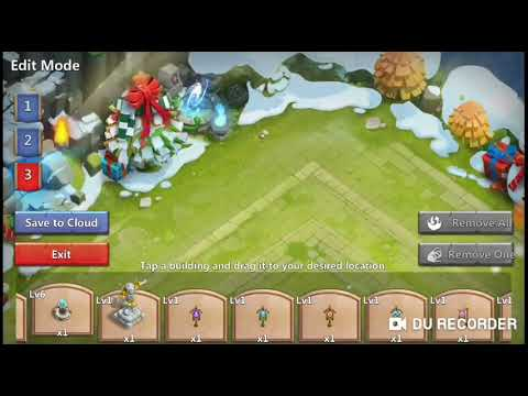 Castle Clash TH 19 Best Base In Guild Wars