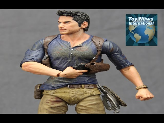 Uncharted 4 A Thief S End Neca Toys Nathan Drake Ultimate Edition
