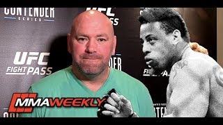Dana White Addresses Greg Hardy's Past (Contender Season 2)