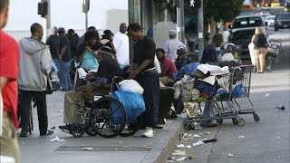 For LA's homeless, housing could be cure for chronic illness
