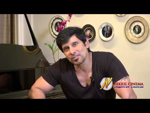 "Actor Vikram ""I"" Special Interview"