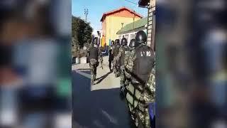 Espectacular operativo de la Policia RG