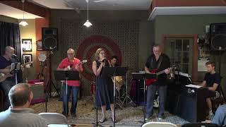 Bob, Cheryl, Arthur, Nic Performing Bobby McGee Main Street Music and Art Studio