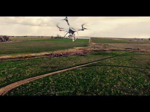 Download Youtube: Drone nearly gets cut in half by a DJI Phantom 4 in sport mode!