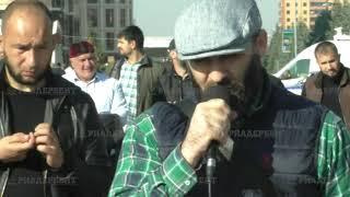Дагестанские общественники в Ингушетии 14 10 2018