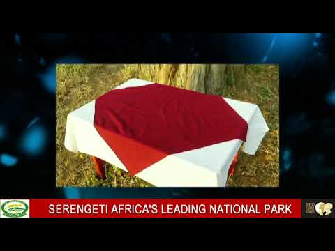 SERENGETI AFRICAN'S LEADING NATIONAL PARK 2019