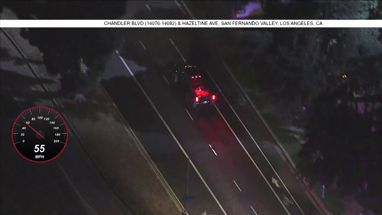 11/04/20: Police Pursue DUI Suspect in Custom $350k Pickup!