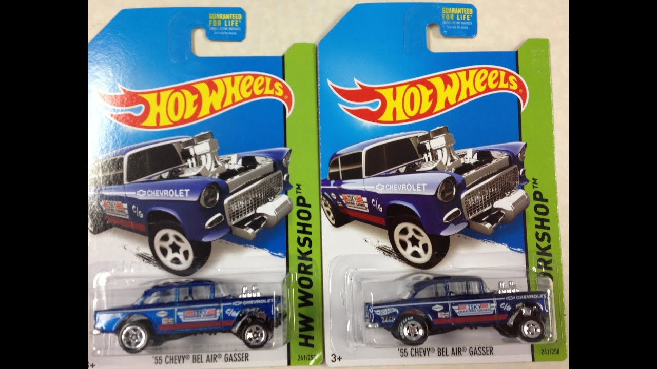 20140206 DiecastFinds-New Hot Wheels F Case-Gasser STH, Loop Coupe TH, The Homer, Fast-Bed ...