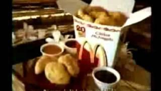 """McDonald's """"Mulan"""" Szechuan Sauce Commercial (1998)"""
