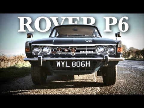 rover-p6-3500-classic-car-review