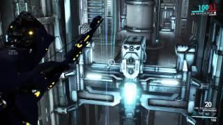 Warframe pvp Gameplay