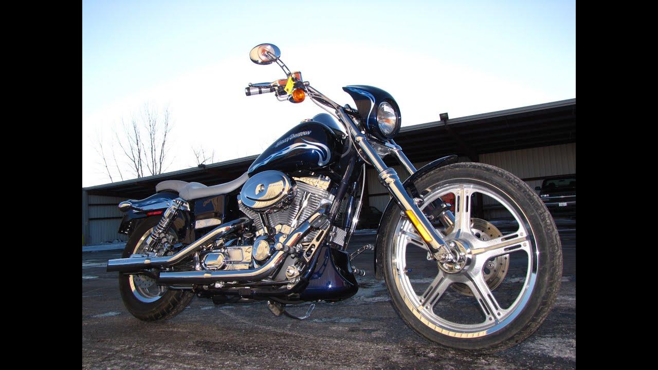 Harley Davidson Dyna Glide Wide
