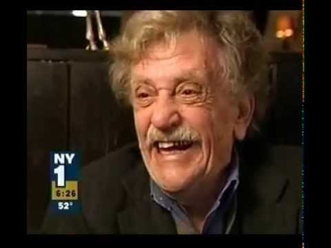 "Kurt Vonnegut  interview in 2005 ""Im a man without a country"" - one of last before 2007 death"