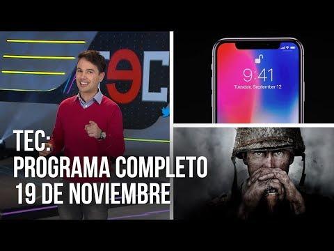 TEC 19 de noviembre 2017 (Programa completo)