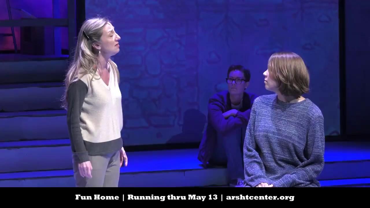 Zoetic Theatre - Fun Home Alexa Lasanta Ring of Keys