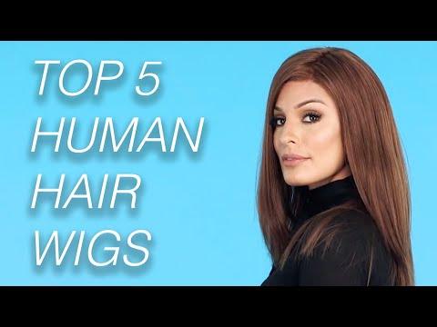 Top 5 Human Hair Wigs | Wigs 101