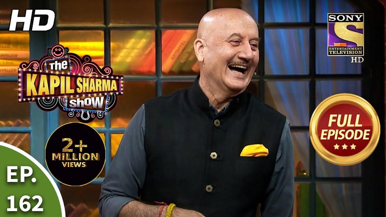 Download The Kapil Sharma Show Season 2 - Satish & Anupam's New Film - Ep 162 - Full Episode - 29th Nov, 2020