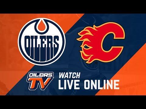 FULL GAME ARCHIVE | Oilers at Flames - 2018 Pre-Season