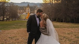 Beautiful Biltmore Wedding: Blake & Meredith