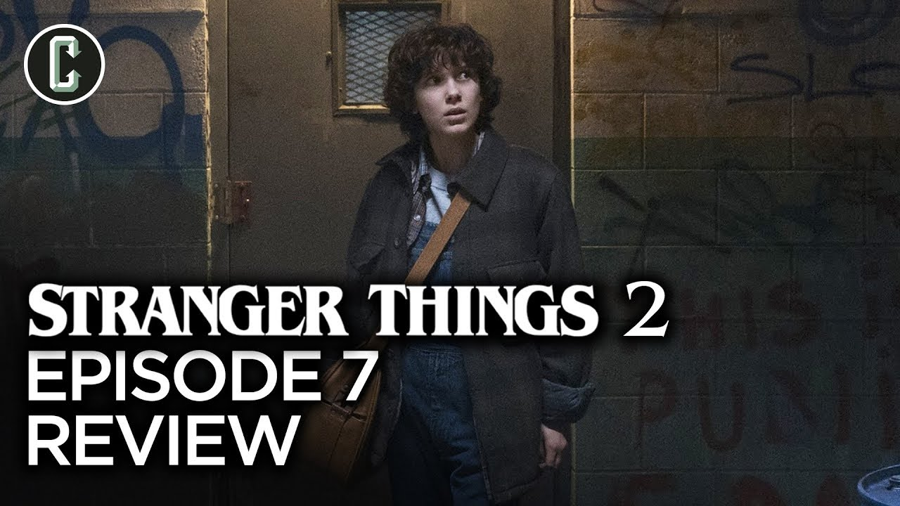 Stranger things season 2 the lost sister