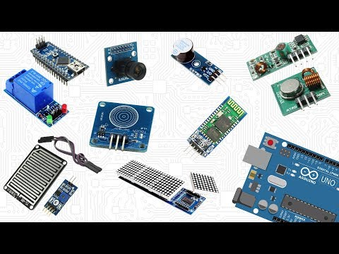 Начало работы с Arduino. Модули и датчики с AliExpress