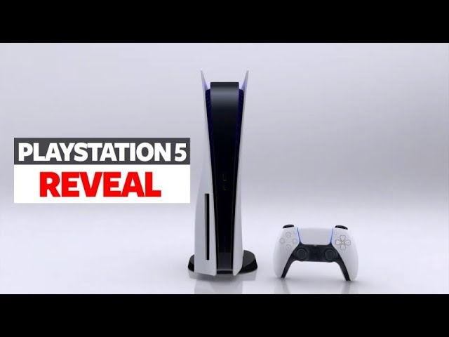 Playstation 5 Official Design Reveal -Playstation 5 First Look (PS5)
