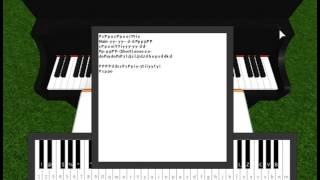 Unravel | Tokyo Ghoul Theme Song | Roblox Piano