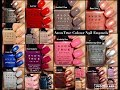 Avon True Colour Nail Enamels - 20 swatches