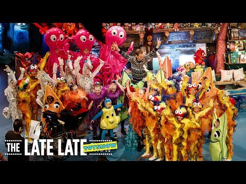 The Late Late Toy Show 2017 Finale | The Late Late Toy Show | RTÉ One