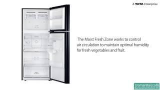 Samsung 415 litres RT42HAUDEGL Double Door/FF Refrigerator