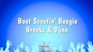 Boot Scootin' Boogie - Brooks & Dunn (Karaoke Version)