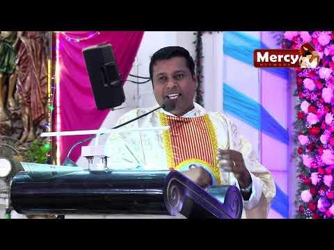 Tamil Sermon | Rev.Fr.Albert @ Infant Jesus Shrine, Vivek Nagar, Bangalore