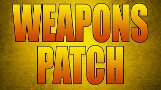 Black Ops 3 Patch: Razorback/HVK-30/M8A7 Buff, Gorgon/VMP Nerf, more!