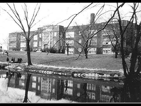 Gary Indiana Series - Abandoned Creepy, Scary Horace Mann High School