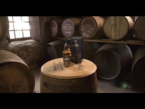 Glen Moray 18 year old Single Malt Whisky