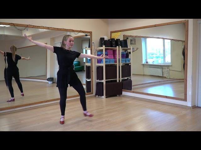 Мастер-класс. Folk dance