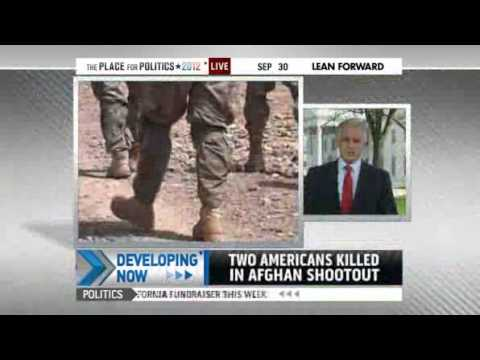 US Military Death Toll Hits 2,000 After Shootout In Wardak Afghanistan