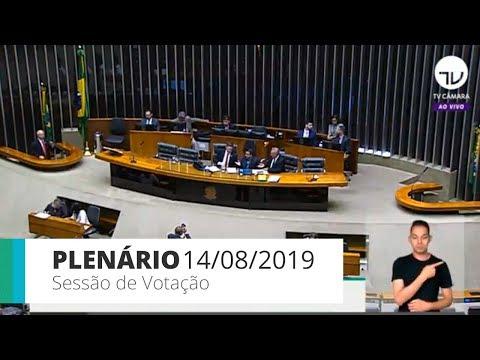 Plenário - Votação de propostas - 14/08/2019 - 13:55