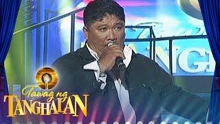 """Tawag ng Tanghalan: Dominador Aviola - """"I Can"""