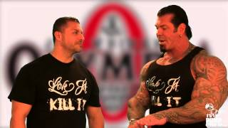 Tim Muriello and Rich Piana: Who Will Win Mr. Olympia 2015